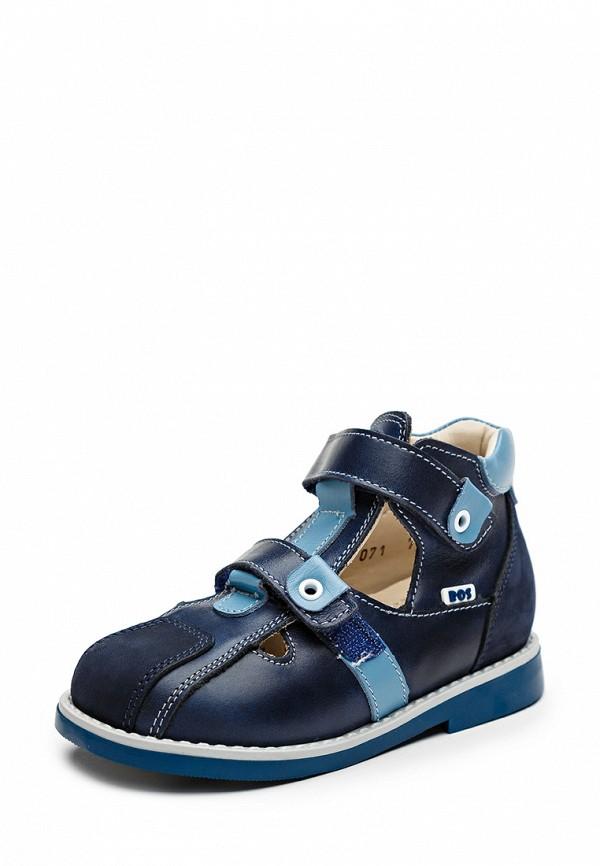 Купить Туфли BOS Baby Orthopedic Shoes, MP002XB006UB, синий, Весна-лето 2018