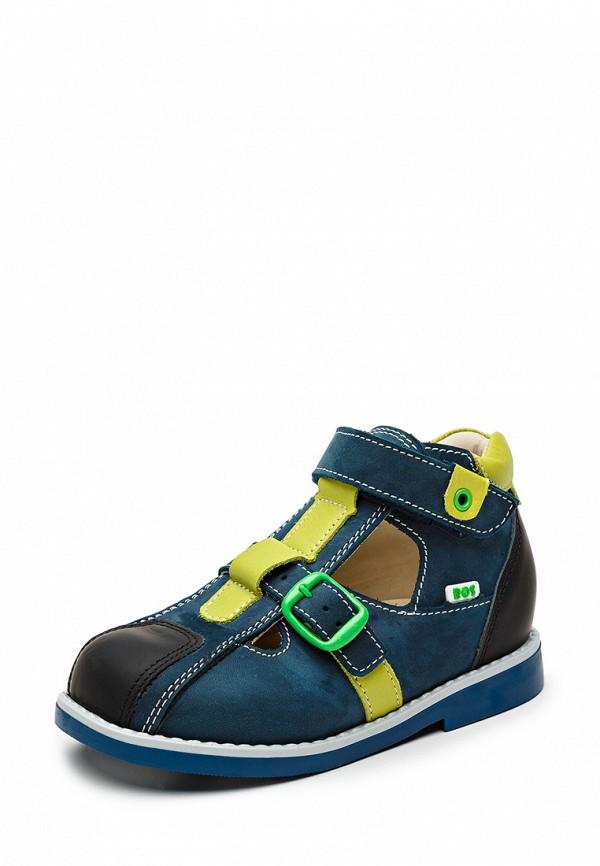 Купить Туфли BOS Baby Orthopedic Shoes, MP002XB006UL, синий, Весна-лето 2018