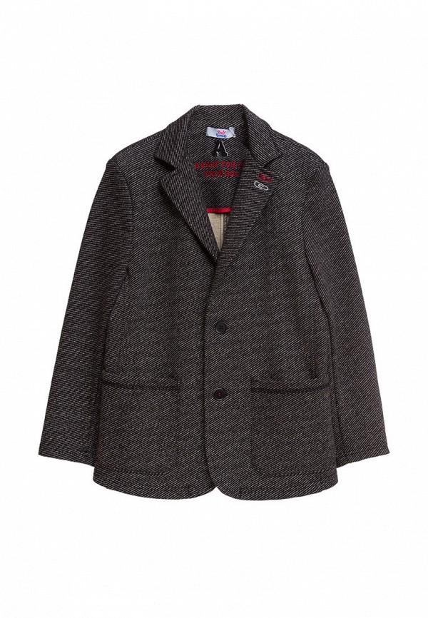 пиджак bell bimbo для мальчика, серый