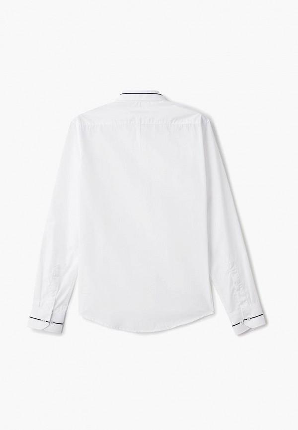 Рубашка для мальчика Katasonov цвет белый  Фото 2