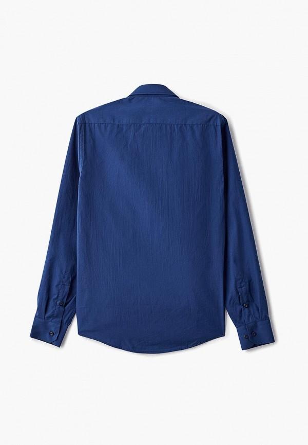 Рубашка для мальчика Katasonov цвет синий  Фото 2