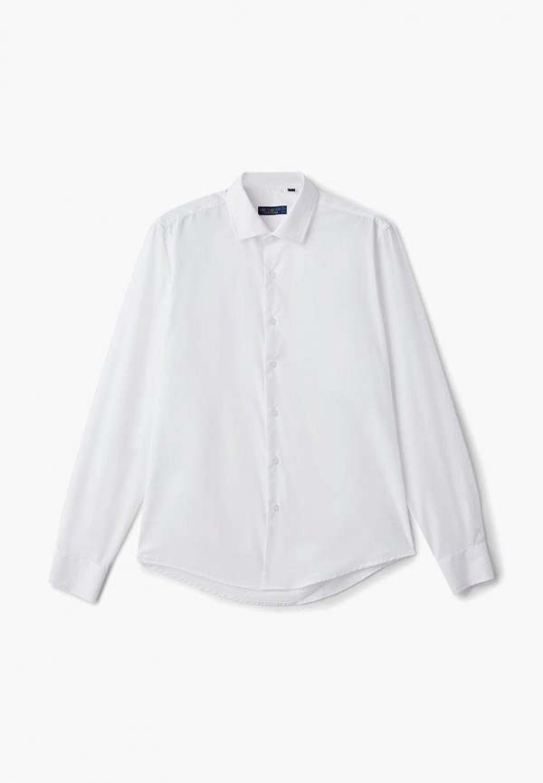 рубашка katasonov для мальчика, белая
