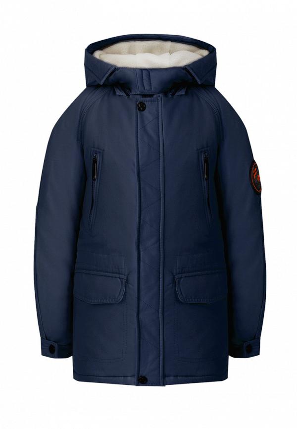 Купить Куртка утепленная Finn Flare, MP002XB0070G, синий, Осень-зима 2018/2019