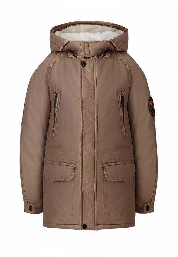 Купить Куртка утепленная Finn Flare, MP002XB0070H, коричневый, Осень-зима 2018/2019