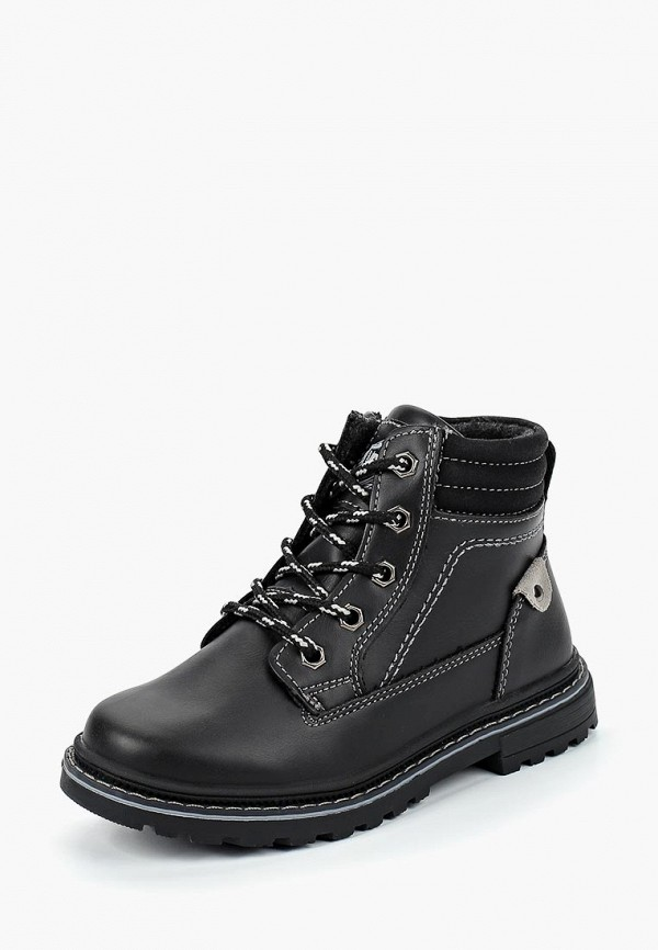 Купить Ботинки Biker, MP002XB0071Z, черный, Осень-зима 2018/2019