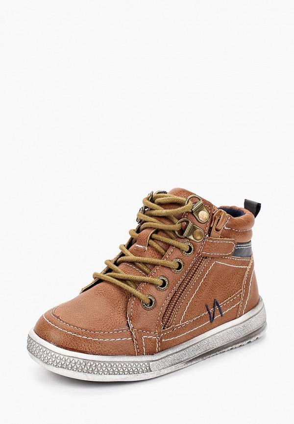 Купить Ботинки Biker, mp002xb00721, коричневый, Осень-зима 2018/2019
