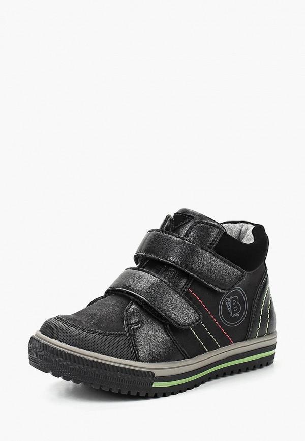 Купить Ботинки Biker, MP002XB00729, черный, Осень-зима 2018/2019
