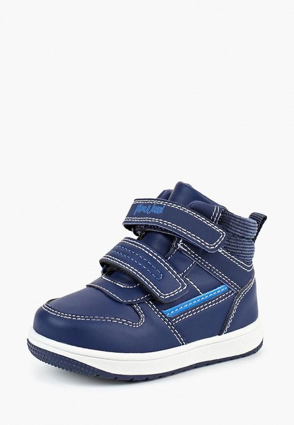 Купить Ботинки Max & Jessi, MP002XB0072S, синий, Осень-зима 2018/2019