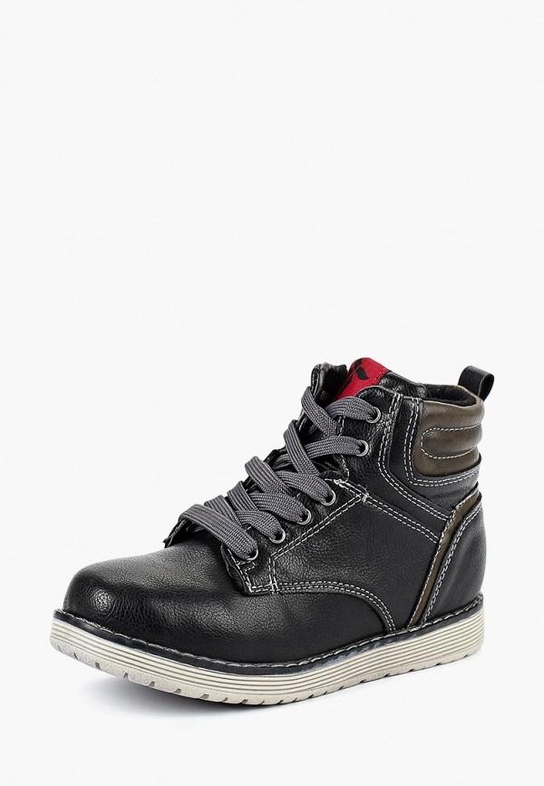 Купить Ботинки T.Taccardi, MP002XB0073G, черный, Осень-зима 2018/2019