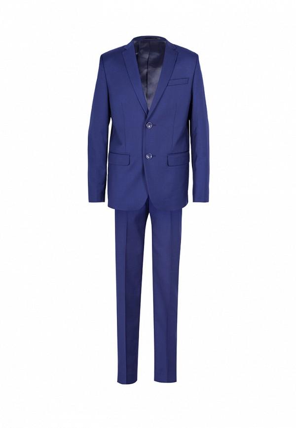 классические костюм stenser для мальчика, синий