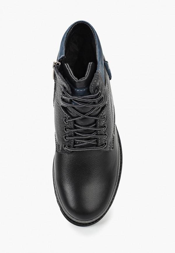 Ботинки для мальчика Zain цвет синий  Фото 4