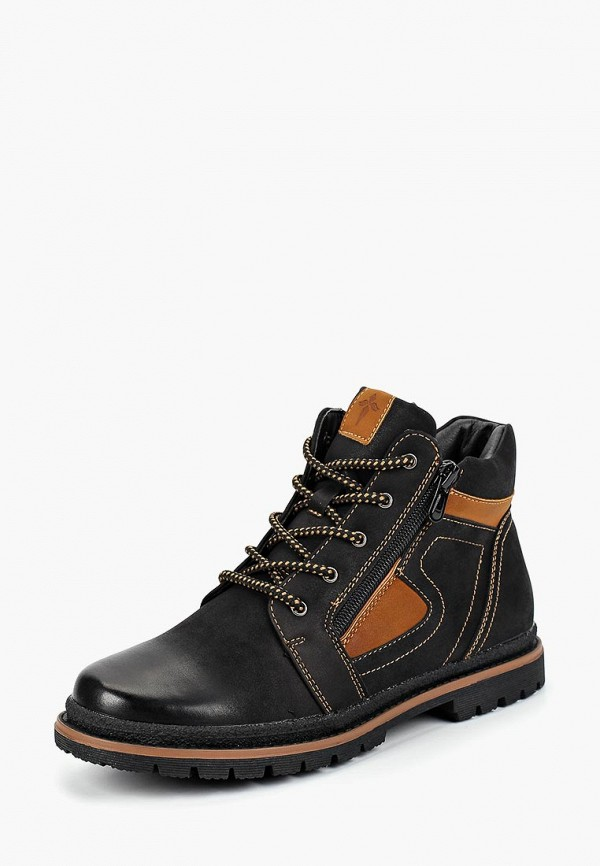 Купить Ботинки T.Taccardi, MP002XB00757, черный, Осень-зима 2018/2019