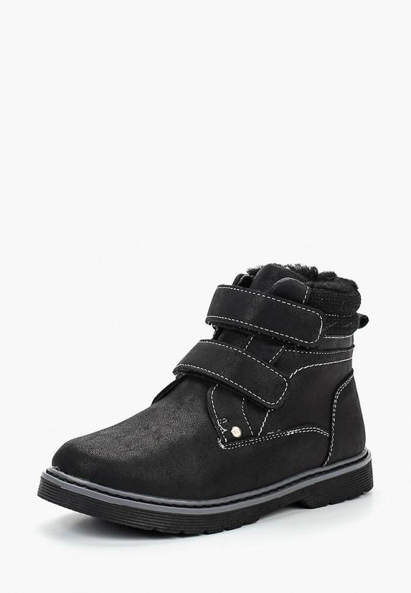 Купить Ботинки Biker, MP002XB0075A, черный, Осень-зима 2018/2019