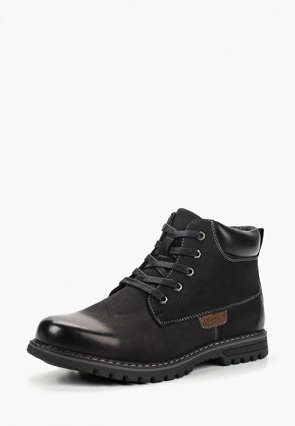 Ботинки для мальчика T.Taccardi цвет черный
