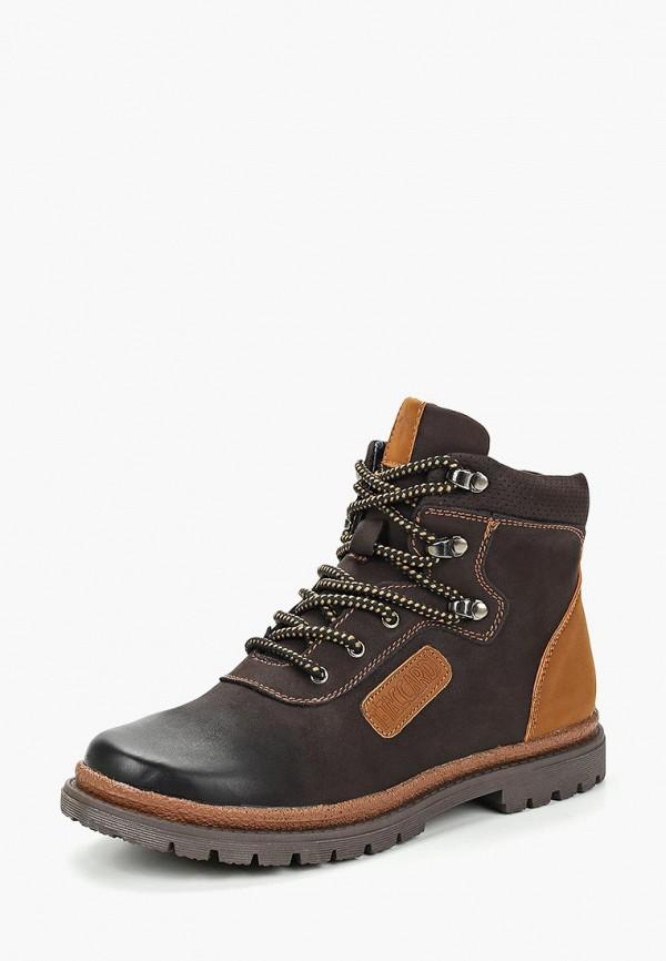 Купить Ботинки T.Taccardi, mp002xb0075l, коричневый, Осень-зима 2018/2019