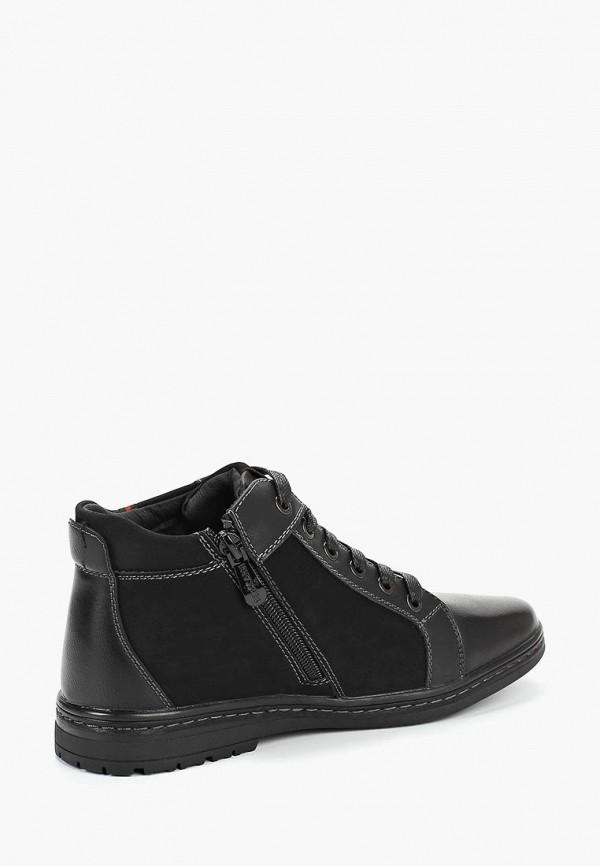 Ботинки для мальчика T.Taccardi цвет черный  Фото 2