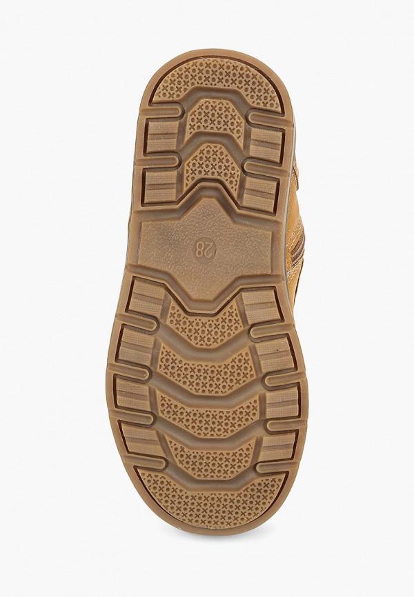 Фото 3 - Ботинки Biker коричневого цвета