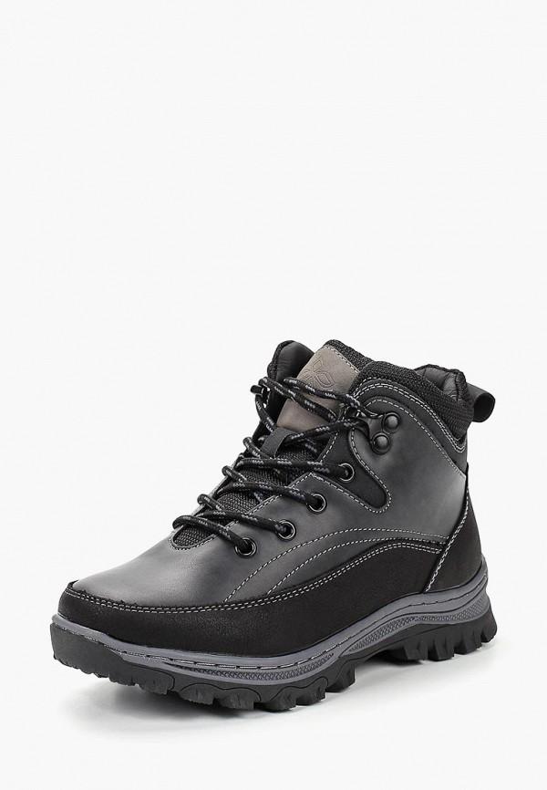 Купить Ботинки T.Taccardi, MP002XB0075P, черный, Осень-зима 2018/2019