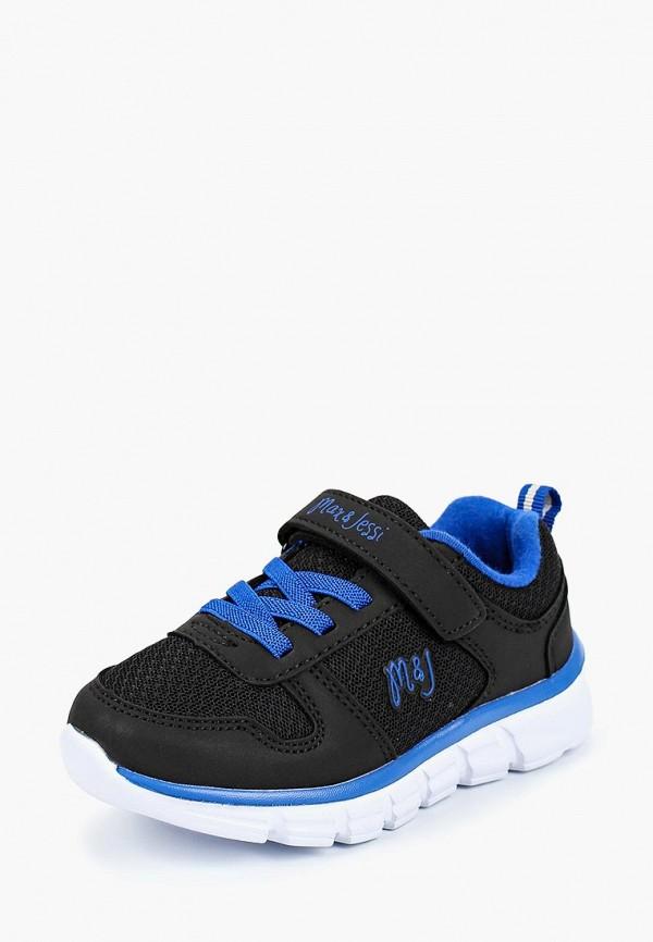кроссовки max & jessi для мальчика, черные