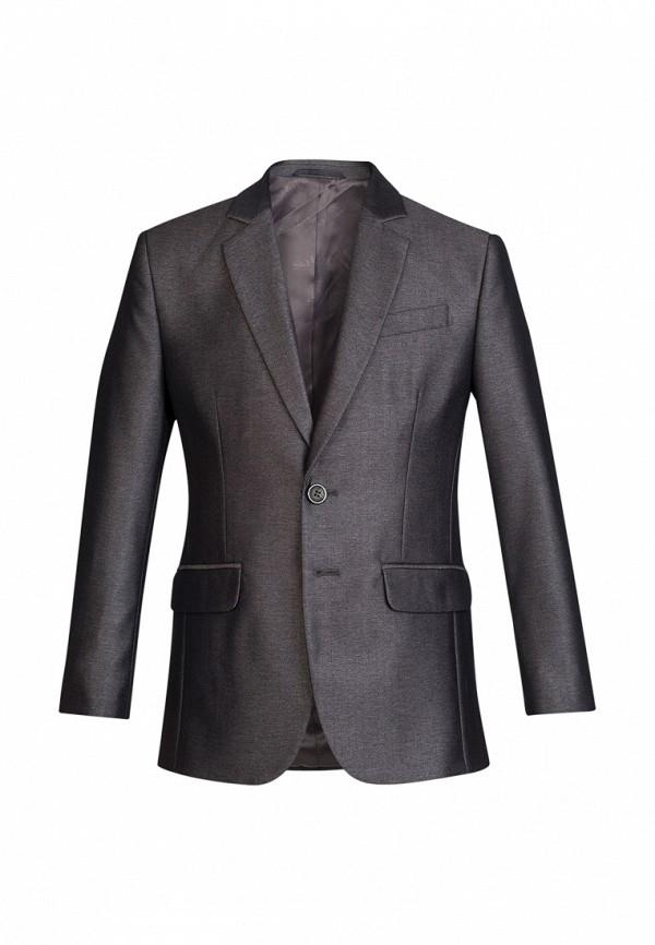пиджак sky lake для мальчика, серый