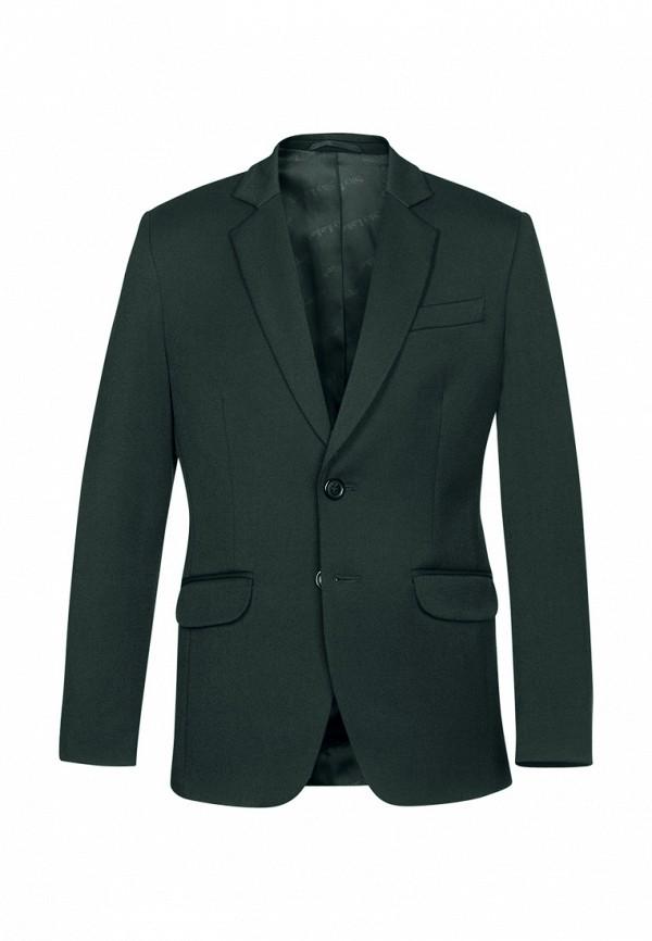 пиджак sky lake для мальчика, зеленый