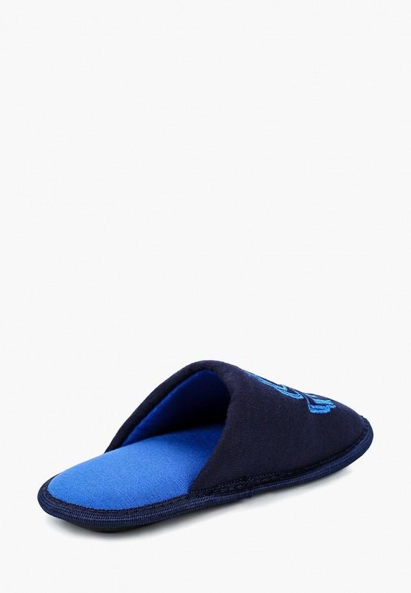 Тапочки для мальчика T.Taccardi цвет синий  Фото 2