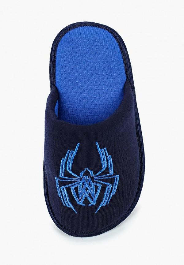 Тапочки для мальчика T.Taccardi цвет синий  Фото 4
