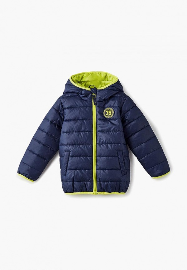 Купить Куртка утепленная Incity, mp002xb007l3, синий, Осень-зима 2018/2019