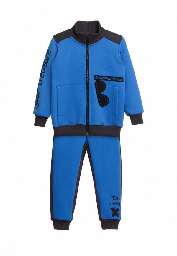 спортивные спортивный костюм bell bimbo для мальчика, синий