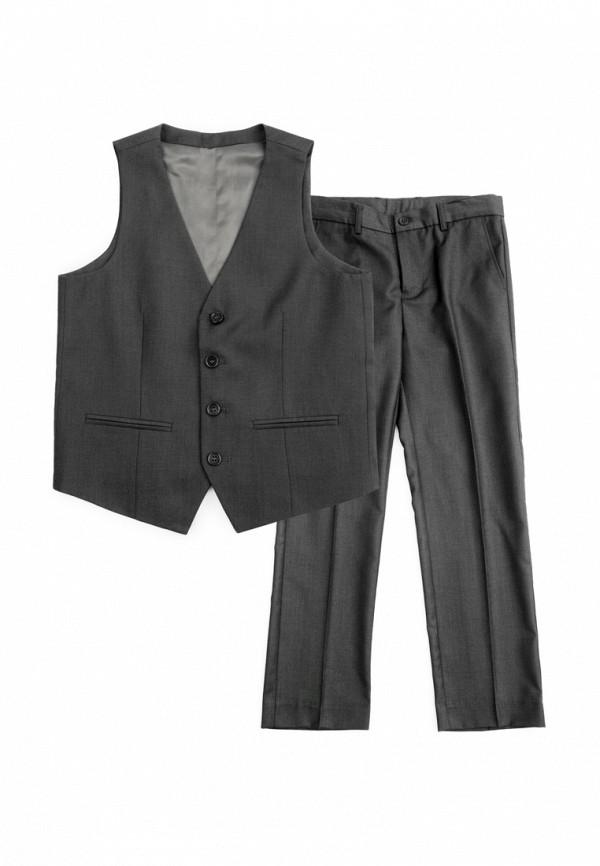 костюм s'cool для мальчика, серый