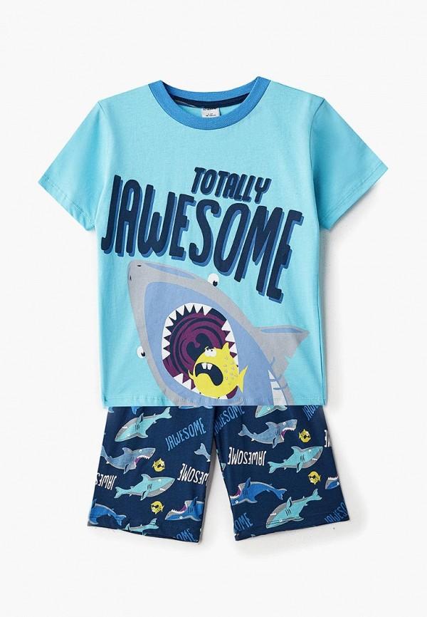 Пижама для мальчика LC Waikiki цвет разноцветный