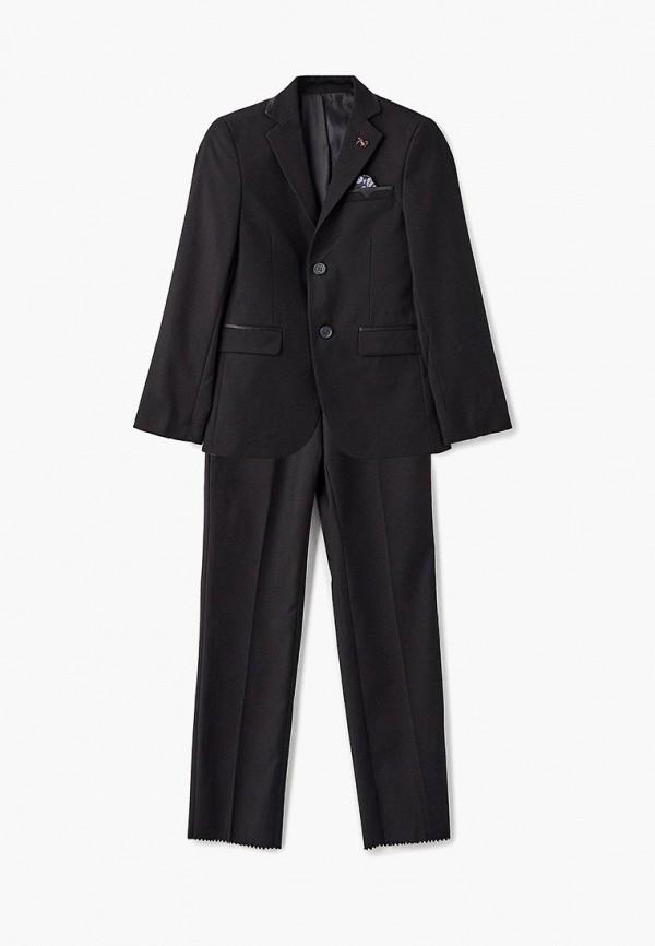 костюм mili для мальчика, черный