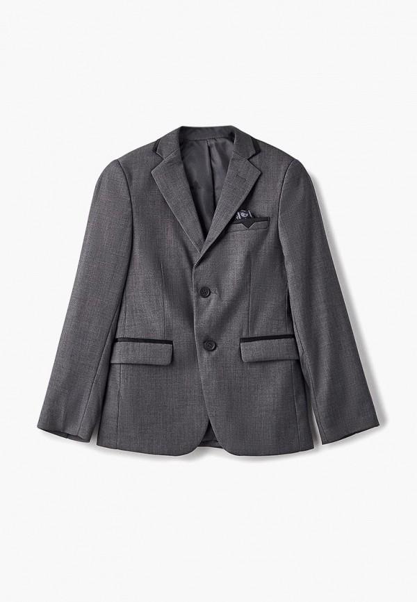 классические костюм mili для мальчика, серый