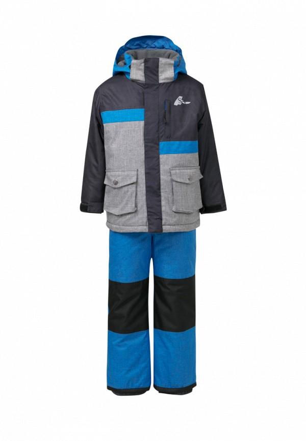 костюм steenage для мальчика, синий