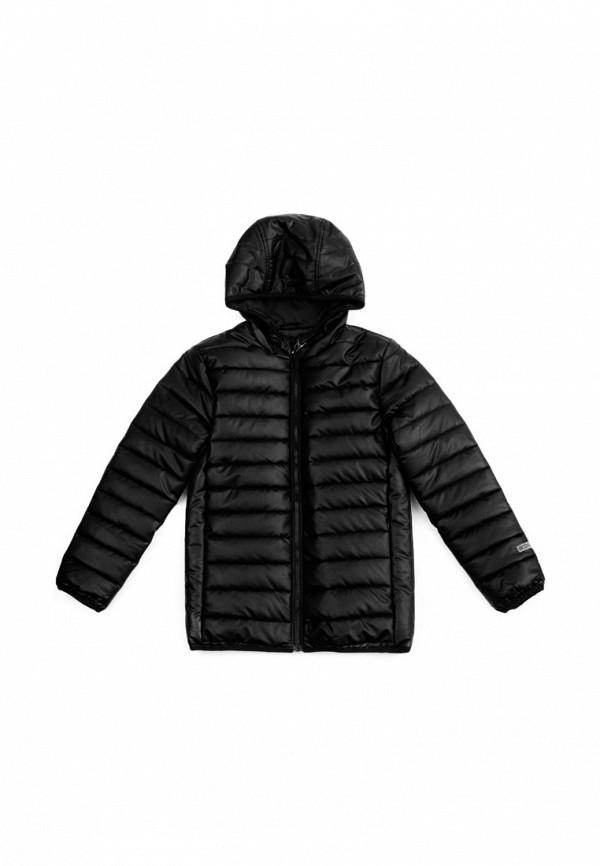 куртка s'cool для мальчика, черная