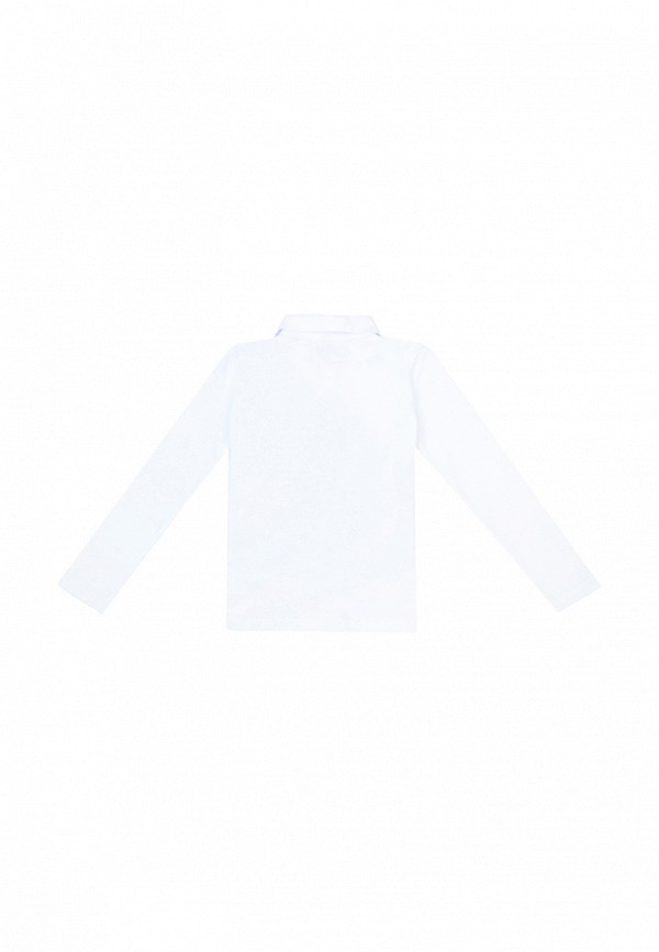 Поло для мальчика S'Cool цвет белый  Фото 2