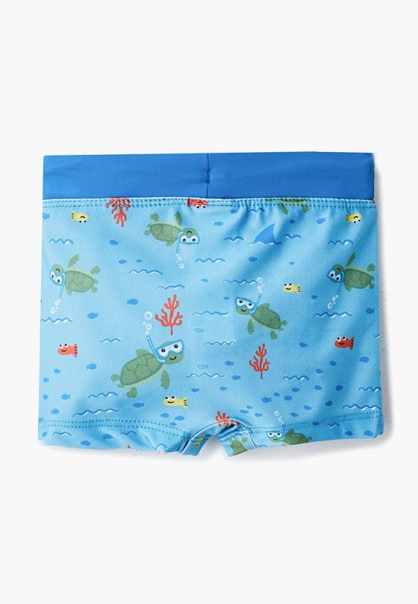 Шорты для мальчика для плавания LC Waikiki цвет синий  Фото 2