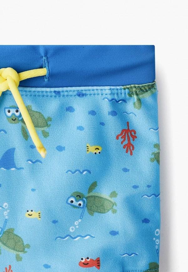 Шорты для мальчика для плавания LC Waikiki цвет синий  Фото 3