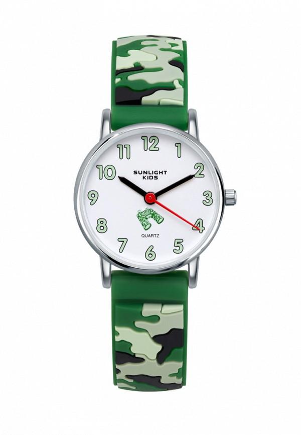 Купить Часы Sunlight, MP002XB0081L, зеленый, Осень-зима 2018/2019
