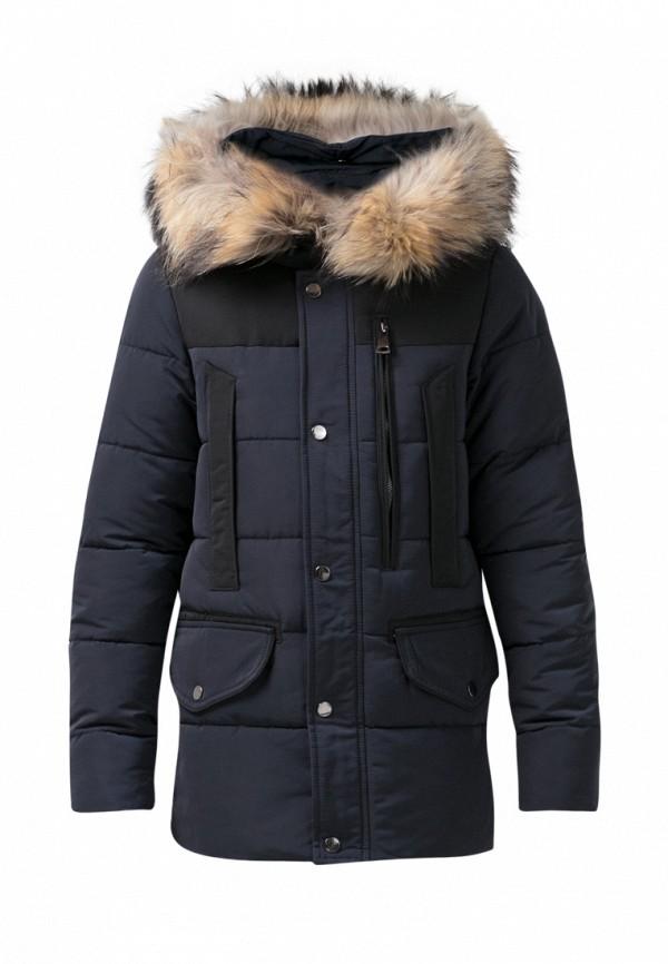 Куртка для мальчика утепленная Jan Steen цвет синий