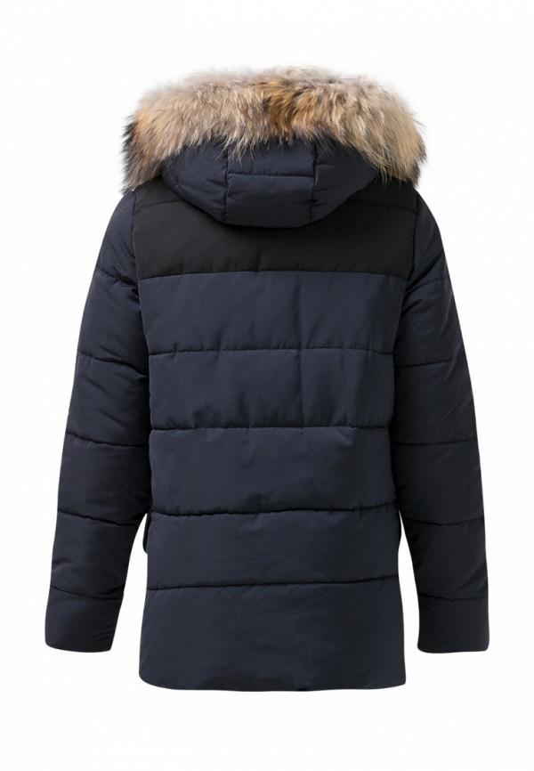 Куртка для мальчика утепленная Jan Steen цвет синий  Фото 2