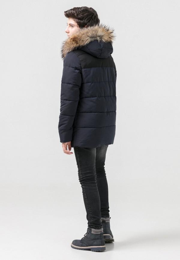 Куртка для мальчика утепленная Jan Steen цвет синий  Фото 4