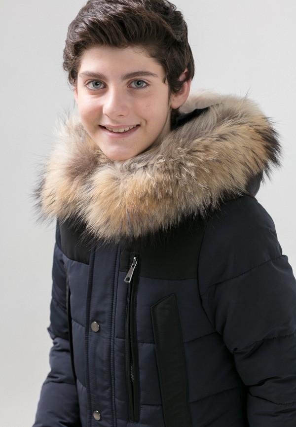 Куртка для мальчика утепленная Jan Steen цвет синий  Фото 5