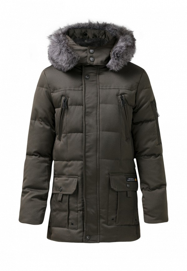 куртка jan steen для мальчика, хаки