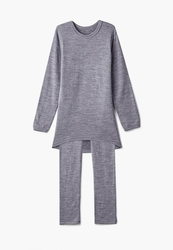 Комплект Dr.Wool цвет серый