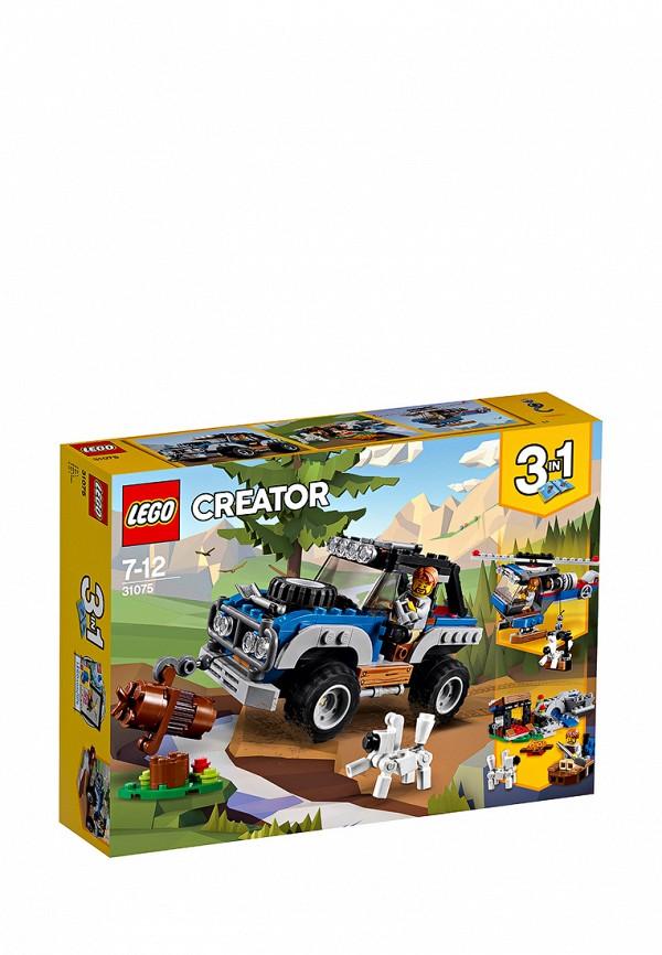 Конструктор Creator Lego Lego MP002XB0083Z конструктор lego creator самолёт для крутых трюков 200 элементов 31076