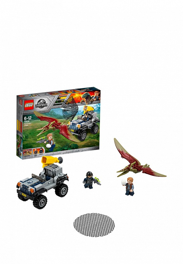 Конструктор Jurassic World Lego Lego MP002XB00841