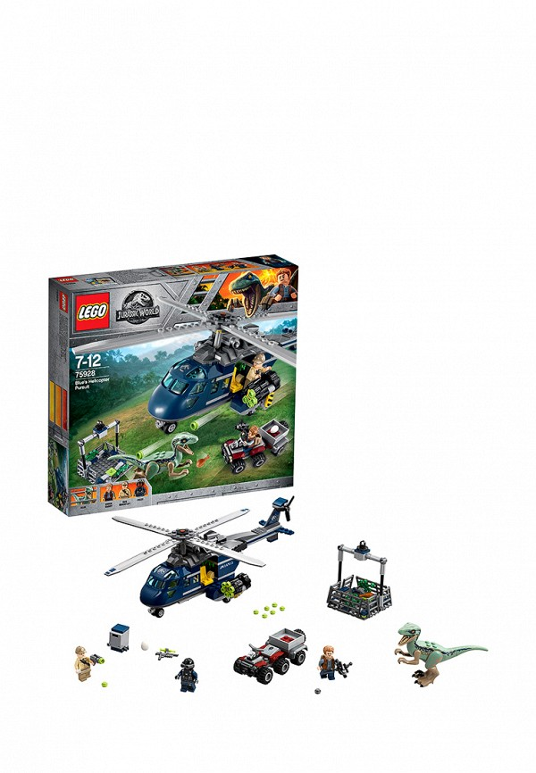 Конструктор Jurassic World Lego Lego MP002XB00843