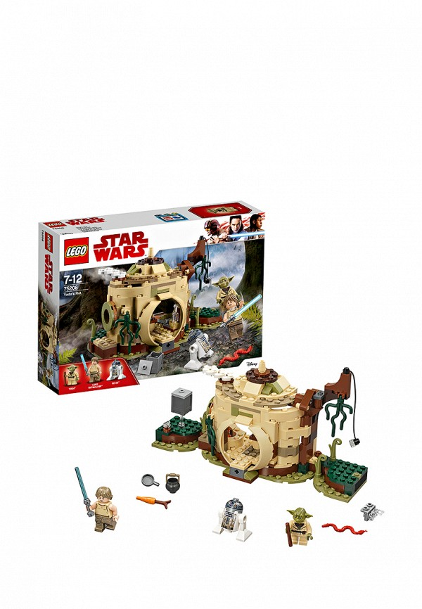 Конструктор Star Wars LEGO LEGO MP002XB00848 конструктор lego star wars сержант джин эрсо 75119