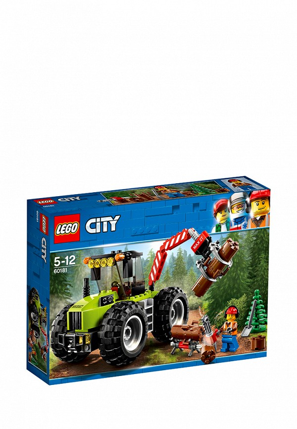 Конструктор City LEGO LEGO MP002XB0084C